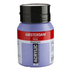 Acrílico Amsterdam 519 500 ml Azul Ultramar Violeta