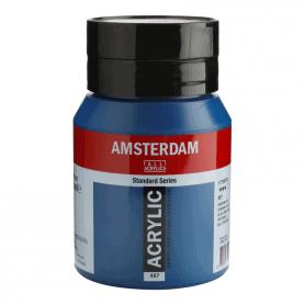 Acrílico Amsterdam 557 500 ml Azul Verdoso