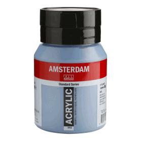 Acrílico Amsterdam 562 500 ml Azul Grisáceo