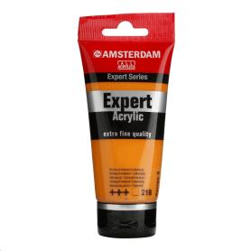 Acrílico Amsterdam Expert Series 218 75 ml Anaranjado transparente