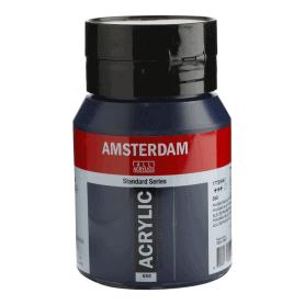 Acrílico Amsterdam 566 500 ml Azul Ftalo(prusia)