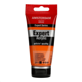 Acrílico Amsterdam Expert Series 211 75 ml Anaranjado cadmio