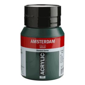 Acrílico Amsterdam 623 500 ml Verde Vejiga