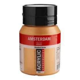 Acrílico Amsterdam 803 500 ml Oro Oscuro