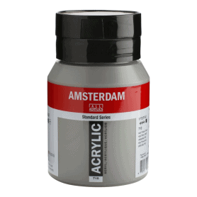 Acrílico Amsterdam 710 500 ml Gris Neutro