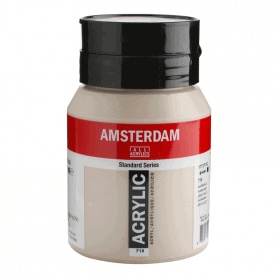 Acrílico Amsterdam 718 500 ml Gris Cálido
