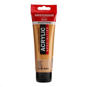 Acrílico Amsterdam Specialties 120 ml 803 Oro Oscuro