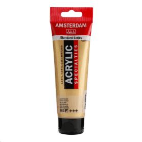 Acrílico Amsterdam Specialties 120 ml 802 Oro Claro