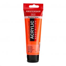 Acrílico Amsterdam Specialties 120 ml 257 Anaranjado reflex