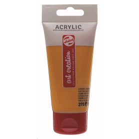 Acrílico Art Creation Essentials 75 ml 270 Amarillo azo oscuro