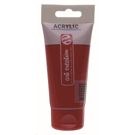 Acrílico Art Creation Essentials 75 ml 396 Rojo naftol medio