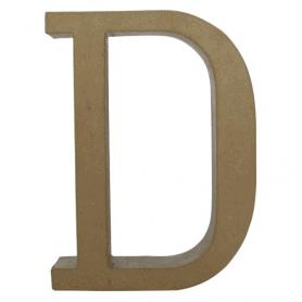 Letra D Fantasía 30cm