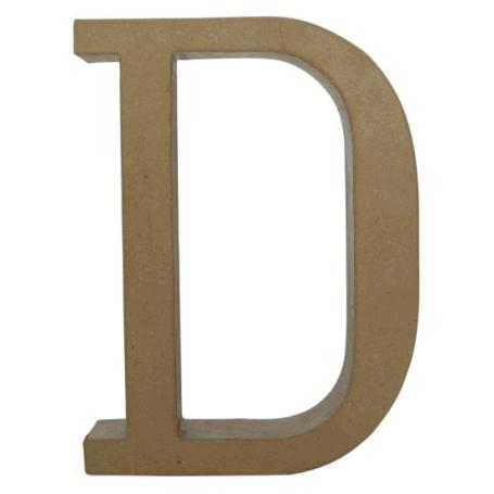 Letra D Fantasía