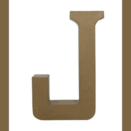Letra J Fantasía 30cm