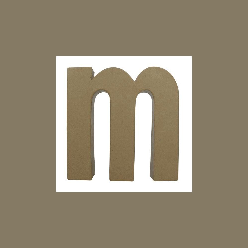 Letra M Fantasía Minúscula