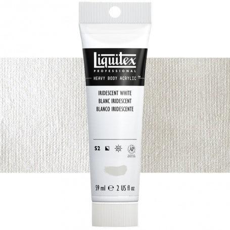 Blanco Iridiscente 238 S2A 59 ml Acrílico Liquitex Heavy Body