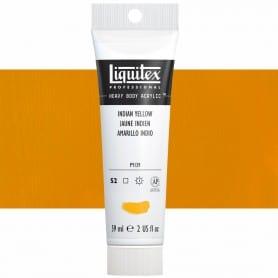 Amarillo Indio 324 S2 59 ml Acrílico Liquitex Heavy Body