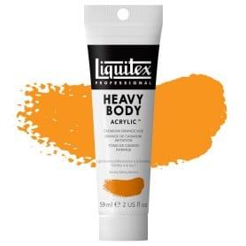 Naranja de Cadmio 720 S2 59 ml Acrílico Liquitex Heavy Body