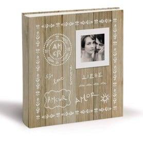 Libro de Firmas Bodas Amor Love Liebe Amour, Busquets