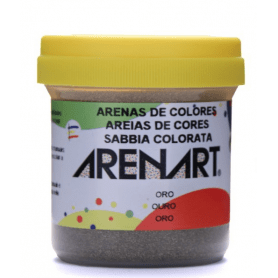 Arena 170g Nº4 Oro