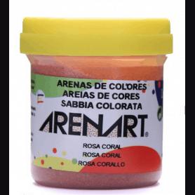 Arena 170g Nº22 Rosa Coral
