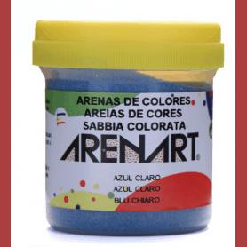 Arena 170g Nº31 Azul Claro