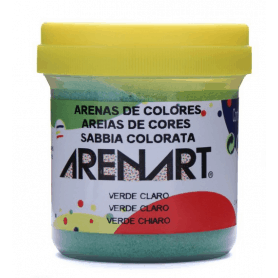 Arena 170g Nº32 Verde Claro