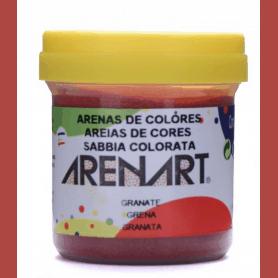 Arena 170g Nº42 Granate