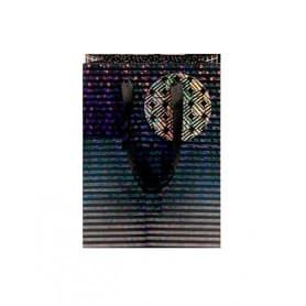 Bolsa Regalo Círculos 18x25x8 cm