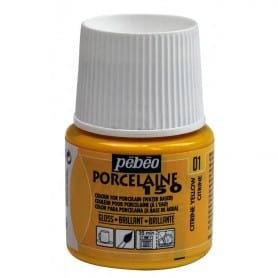 Porcelaine 150 45ml Citrine