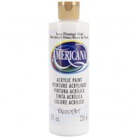 La Americana Snow - Titanium White DAO1 236 ml