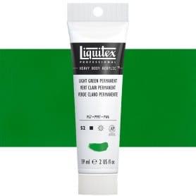 Verde Claro Permanente 312 S3 59 ml Acrílico Liquitex Heavy Body