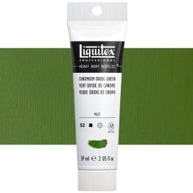 Verde Óxido de Cromo 166 S2 59 ml Acrílico Liquitex Heavy Body