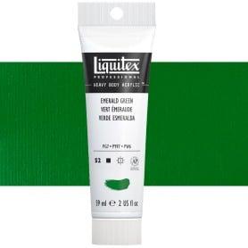 Verde Esmeralda 450 S2 59 ml Acrílico Liquitex Heavy Body