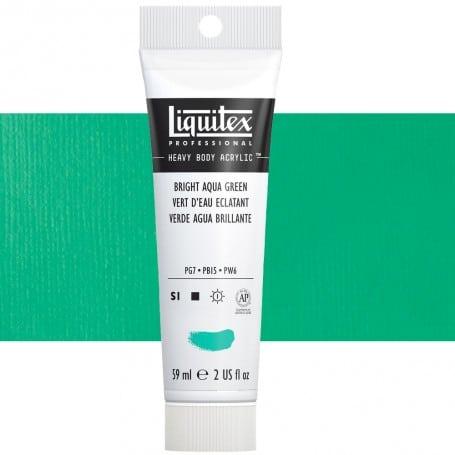 Verde Agua Billante S1 660 59 ml Acrílico Liquitex Heavy Body