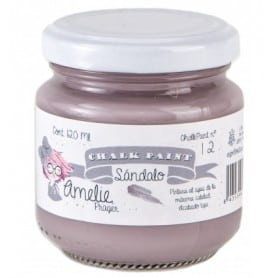 Chalk Paint Amelie 120ml Sándalo