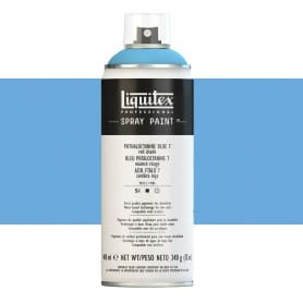 Azul Ftaocianina 7 (Tono Rojo) Liquitex Spray Acrílico