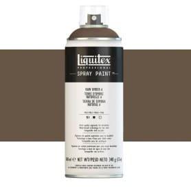 Tierra Sombra Natural 6 Liquitex Spray Acrílico