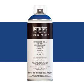 Azul Ftaocianina 5 (Tono Rojo) Liquitex Spray Acrílico