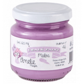 Chalk Paint Amelie 120ml Malva