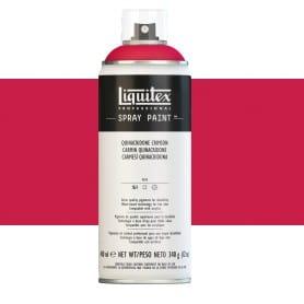Carmesí Quinacridona Liquitex Spray Acrílico