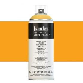 Amarillo Cadmio Oscuro Liquitex Spray Acrílico
