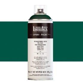 Verde Ftalocianina Tono Azul Liquitex Spray Acrílico