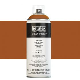 Tierra Siena Natural Liquitex Spray Acrílico