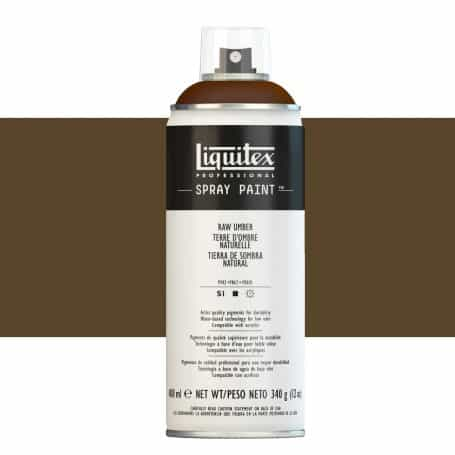 Tierra Sombra Natural Liquitex Spray Acrílico