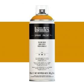 Amarillo de Marte Liquitex Spray Acrílico