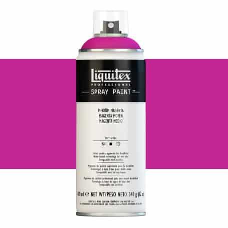 Magenta Medio Liquitex Spray Acrílico