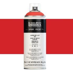 Rojo Cadmio Claro Liquitex Spray Acrílico
