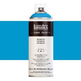 Azul Brillante Liquitex Spray Acrílico