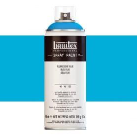 Azul Flúor Liquitex Spray Acrílico